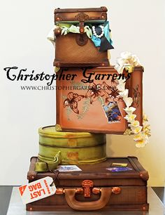Sail away Orange County Wedding Cakes at Christopher Garrens Let Them Eat Cake Costa Mesa / Newport Beach California Los Angeles San Diego Pastry Special Occasion Cake Party Cake .