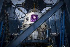 Crew Dragon Pressure Vessel Put to the Test via NASA http://go.nasa.gov/2998sLj