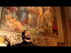 This Friar knows how to sing!!!! He's the first religious to land a major record deal. All profits go to the original Franciscan friary. Friar Alessandro