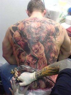 On pinterest trash polka full sleeve tattoos and sleeve tattoos