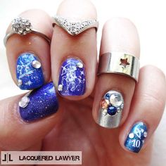 Lacquered Lawyer | Nail Art Blog: What's Your Sign?