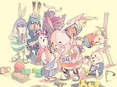 Usavich Kirenenko X Putin Russian Anime, Chibi, Pokemon, Shadow Of The Colossus, Anime Style, Animal Crossing, Little Boys, Anime Art, Bunny