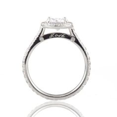 THE Top Looks in Bridal Rings Next Year--All Here. With Pics, Too.: CREATIVELY CUSTOMIZED SHANKS