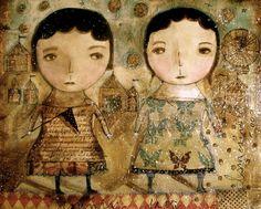 Love Laurie Messeroll art!