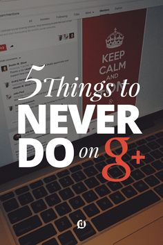 Every social network has their own set of unspoken rules. Break them and you risk offending the dedicated users or looking like a n00b. These 5 things will help you avoid that on Google+.