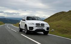 The BMW X6 M50d because why not?