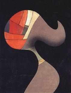 Kurt Seligmann, La Turque, 1932