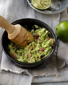 tasty guacamole photo by michael maes