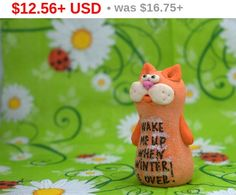 Cat lover gift Pet ornament Custom pet Your by HomemadeCraftIdeas