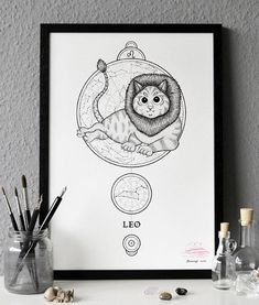 1999 Best Everything Leo images in 2019 | Leo zodiac, Zodiac