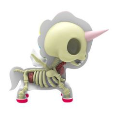 "Jason Freeny x Mighty Jaxx x Tokidoki - 4"" Stellina"