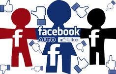 Cara Auto Like Status Facebook Dalam Hitungan Detik
