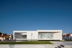 House in Leiria by Portugese architects ARX.