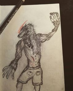 I make some sketches in my book and i will post some everyday or at least every week one pic. So watch for more and enjoy ~ Vladdy ~