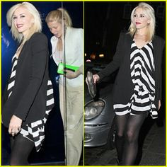 I want to be Gwen Stefani, for like, a day.