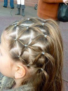Idee coiffure enfant