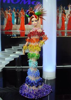 Miss Moscow 2013/14 by Ninimomo Dolls