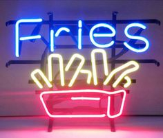French fries forever!