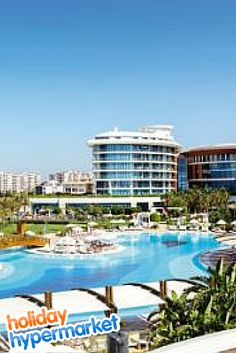 Top Deal for 29th November 2014 5 ★ Hotel Baia Lara, Lara Beach, Turkey 7 nights –All Inclusive– London, Gatwick Tuesday 9th December 2014  SAVE 38% (was £456pp) - Now £283pp