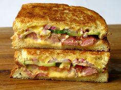 Grilled Cheese Social: All-American Pleasure Bender