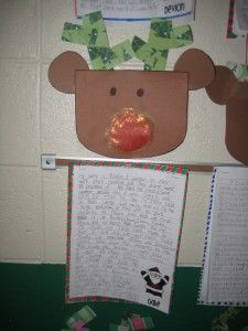 Christmas in my classroom