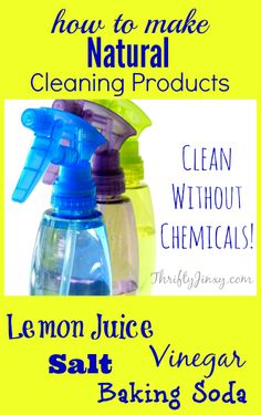 Learn How to Make Natural Cleaning Products and you'll save money while ridding … - Oral Care World Homemade Cleaning Products, Cleaning Recipes, Natural Cleaning Products, Cleaning Hacks, Natural Products, Natural Gas Fireplace, Gas Fireplaces, Make Natural, Detox Your Home