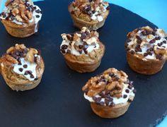 Få opskriften på sukkerfri squash cupcakes fra Julie Bruun