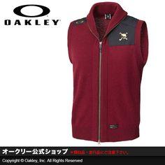 只今MAX30%OFFセール実施中!セール対象【OAKLEY】オークリーブランド公式ショップ メンズアパレル ゴルフ セーターベスト