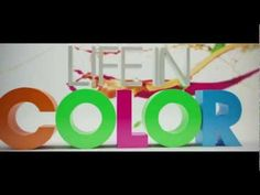 Life in Color Trailer - Dayglow 2012