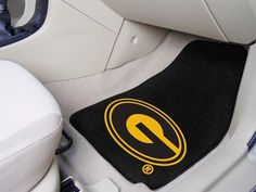 The Grambling State Tigers Carpeted Automotive Floor Mat 2 Piece Set (PN 5247) will keep your vehicles floors looking great while showing your GSU Tigers pride. These high quality car floor mats are m