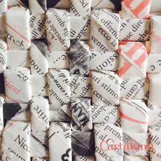 Marcella Stilo: gioielli di carta filata a mano   Blog Tricot