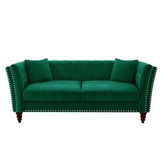 The Chesterfield Sofa - Green