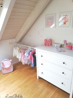 Wonderful Snap Shots Decorating children& rooms - 10 tips and ideas for designing Strategies An Ikea kids' room remains to fascinate the children, as they are offered a whole lot more than c Romantic Room Decoration, Ikea Kids Room, Childrens Room Decor, Nursery Design, Diy For Kids, Interior, Furniture, Home Decor, Design Design
