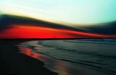 Josh Adamskiis a photographer based in Tel Aviv, Israel. He digitally manipulates his photographs to look like wonderfully abstract paintings.