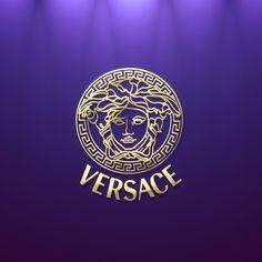 Versace Logo HD iPad Wallpaper #42100