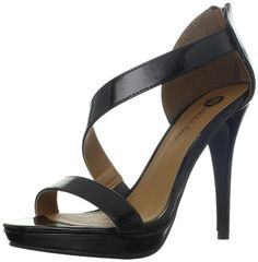 Amazon.com: Michael Antonio Womens Torio-Pat Platform Sandal: Michael Antonio: Shoes