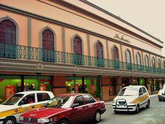 Edificio y Tienda Departamental Las Novedades.   #Tampico #Tamaulipas #Mexico #Arte #Cultura #CentroHistorico  ========================   Rolando De La Garza Kohrs http://About.Me/Rogako ========================