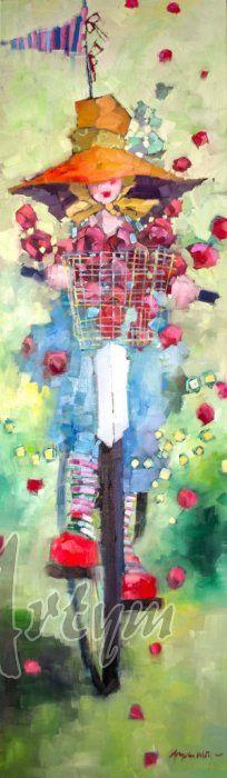 taking the sidewalk out | Angela Morgan | The Artym Gallery
