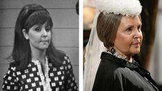 Pauline Collins as Samantha Briggs in 'The Faceless Ones' and as Queen Victoria in 'Tooth and Claw' I Am The Doctor, Second Doctor, Doctor Who, Classic Series, New Series, Pauline Collins, The Faceless, Twelfth Doctor, Bbc America