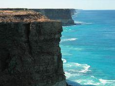 Bunda Cliffs, Western Australia