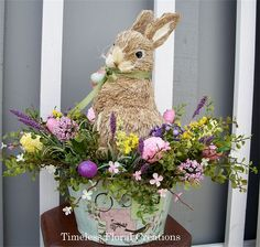 TIMELESS FLORAL CREATIONS - EASTER DECORATIONS