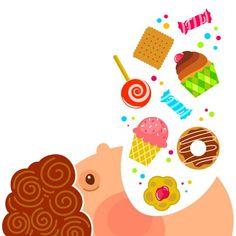 Czy dziecko jest uzależnione od słodyczy? – test
