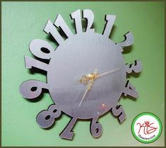 Reloj de Pared Rolling