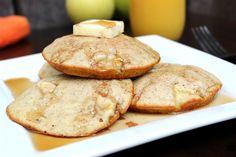 Big Bears Wife: Baked Apple Cinnamon Pancakes and Nectresse Sweetener  http://www.bigbearswife.com/2012/09/baked-apple-cinnamon-pancakes-and_5.html