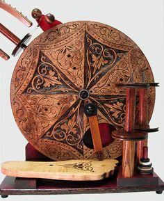 Gretchen ~ Front Wheel design by Northwoods Dyeworks, via Flickr
