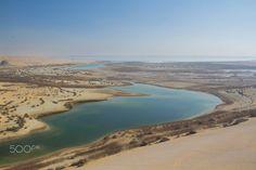 ITAP of the 'Magic Lake' in Fayoum Egypt http://ift.tt/2mpu1cv