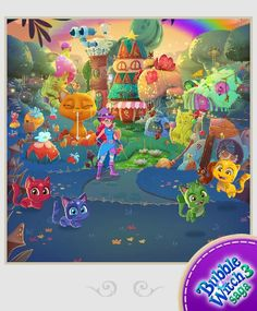 Bubble with saga Bubble Games, Saga, Princess Peach, Bubbles, Rock, Kids, Movie Posters, Painting, Fictional Characters