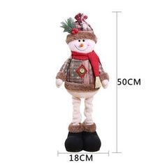 New 2019 Merry Christmas Ornaments Christmas Gift Santa Claus Snowman Tree Toy Doll Hang Decorations For Home Enfeites De Natal Christmas Holidays, Merry Christmas, Christmas Gifts, Christmas Ornaments, Christmas Party Decorations, Holiday Decor, Snowman Tree, Decorate Your Room, Fairy Dolls
