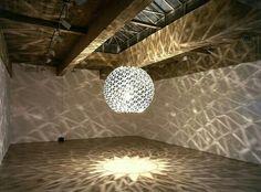 Fuente http://antidepresivo.net  #olafureliasson #architecture #arquitectura #space #espacio #light #ice #water #luz #hielo #agua #paisajes #landscapes #entorno #environment #esculturas #sculptures