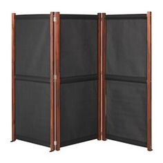 IKEA - SLÄTTÖ, Privacy screen, outdoor, You can easily create an extra room outdoors with the privacy screen.Perfect for your garden, terrace or balcony.Easy to adapt to your space by using one 3-panel screen or combining several.